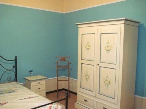Tinteggiatura camera
