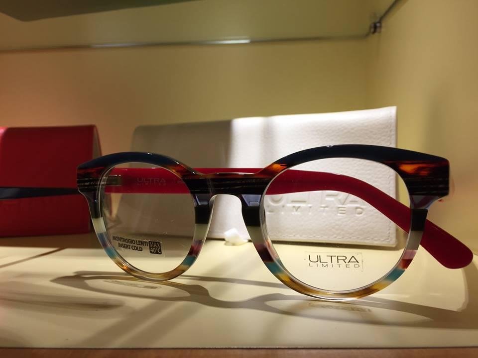 primo piano occhiali