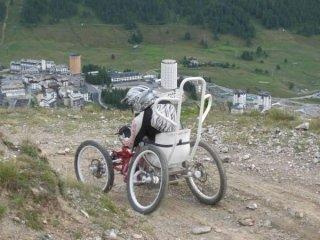 percorsi bici per disabili