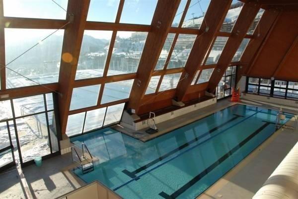 hotel con piscina a sestriere