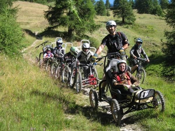 corsi di buggy bike
