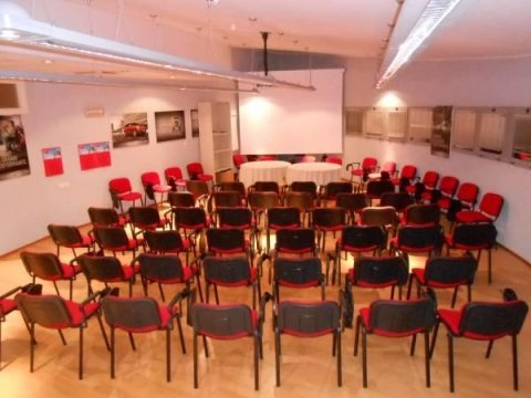 sala conferenze a sestriere