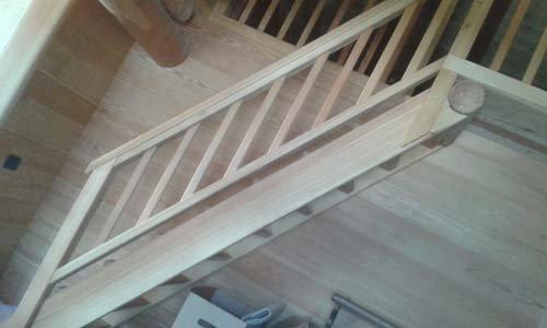 scale in legno artigianali