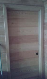 infissi in legno naturale a morbegno