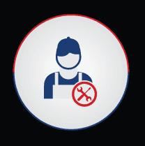 graphic of car mechanic