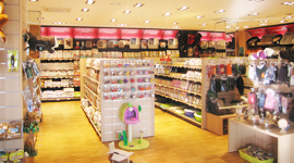 Forniture e attrezzature per negozi