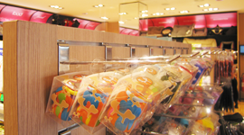 Carrelli e cestelli per supermercati
