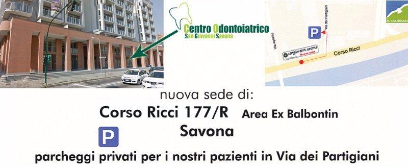 Studio Dentistico San Giovanni Savona