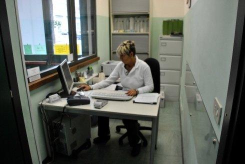 Centro Odontoiatrico Savona - Reception