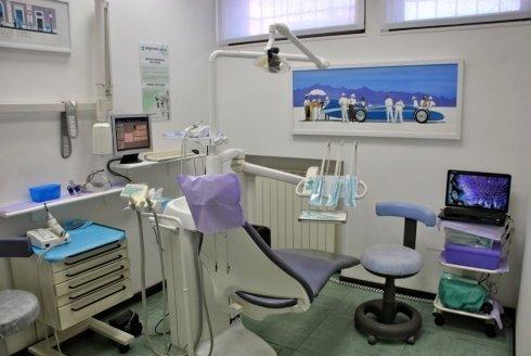 Centro Odontoiatrico Savona - Gli studi