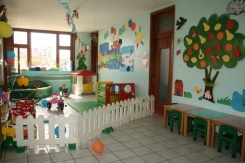 La sala giochi