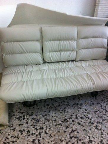 imbottiture divani, divani in pelle, rivestimenti divani letto