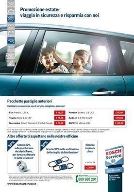 Promo estate Bosch