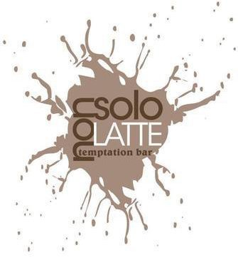 NON SOLO LATTE TEMPTATION BAR-Logo