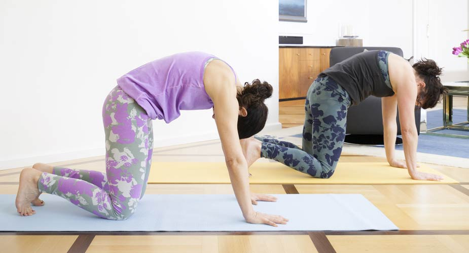 Beginners Yoga Personal Training NYC - HomeBodies