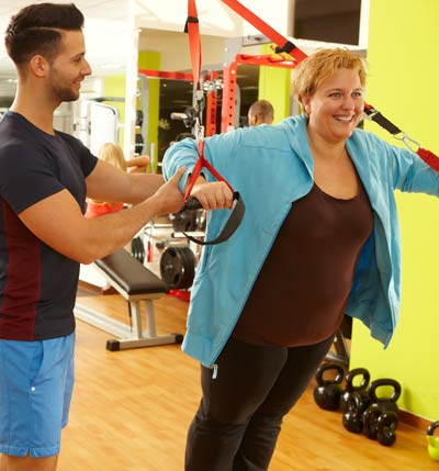 NYC Obesity Personal Trainers in Manhattan New York