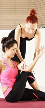 NYC Vinyasa Yoga Personal Trainers at Home Manhattan NY