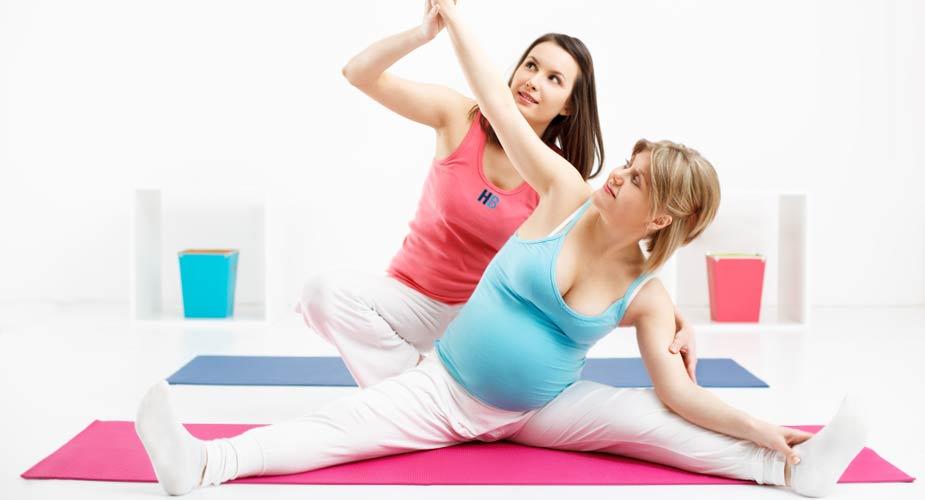 Prenatal Presonal Training in NYC