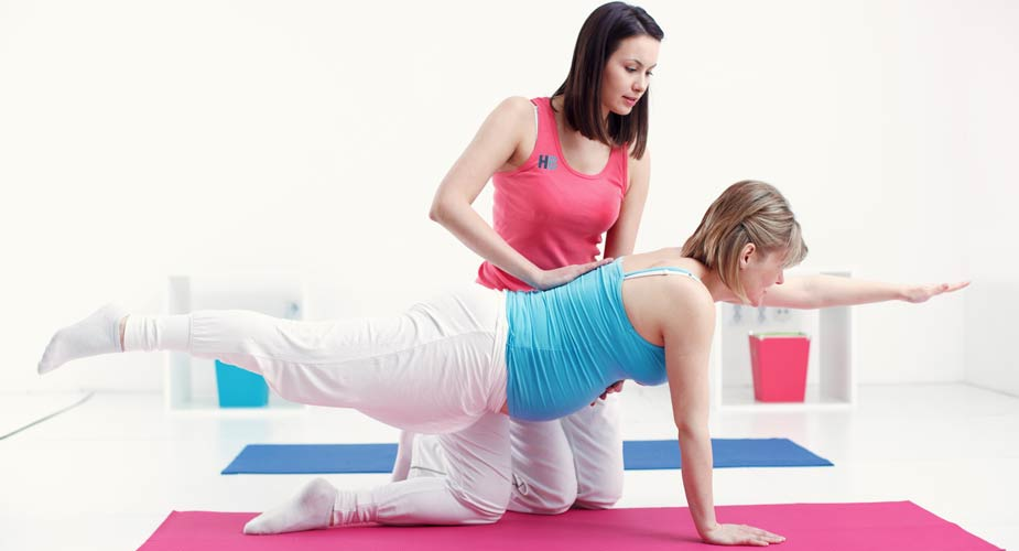 Prenatal Yoga Personal Training NYC