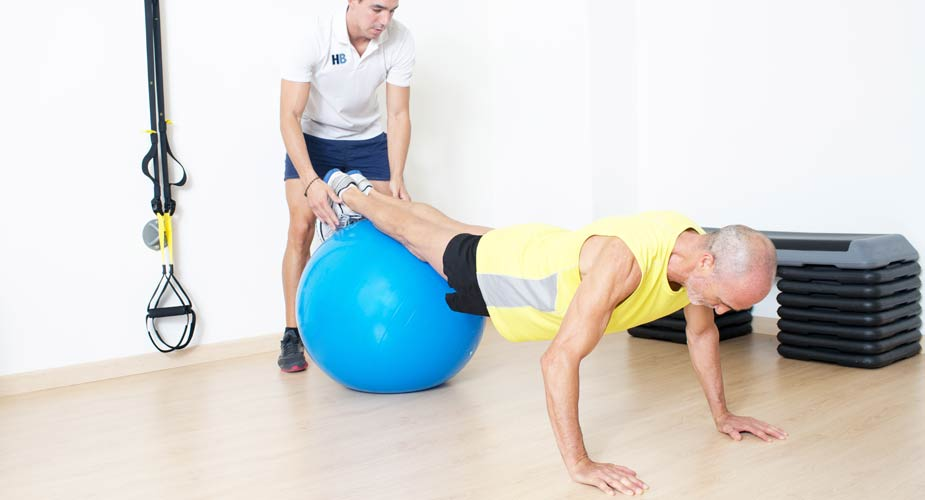 Rehabilitation Personal Training in NYC
