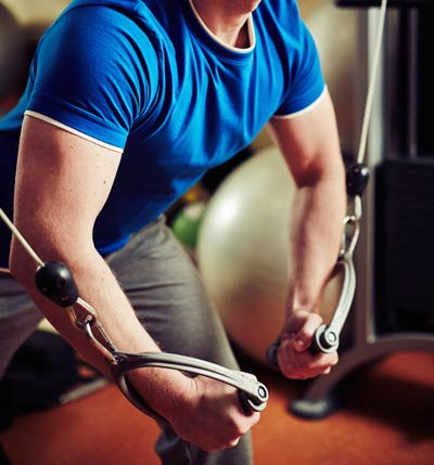 Strength Training for Men in nYC