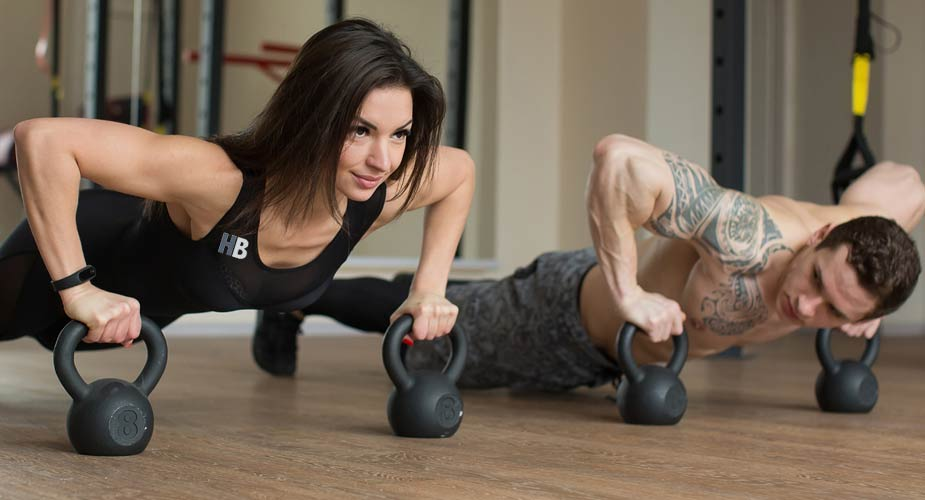 Kettlebell Personal Training NYC - HomeBodies