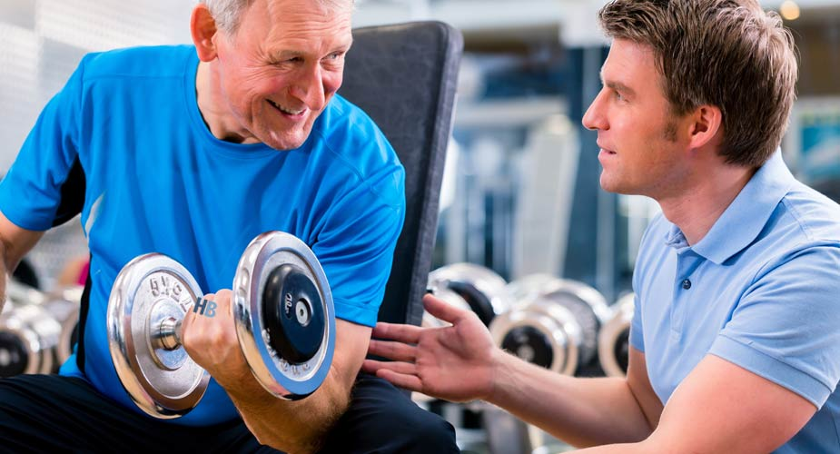 NYC Personal Trainers for Seniors by HomeBodies