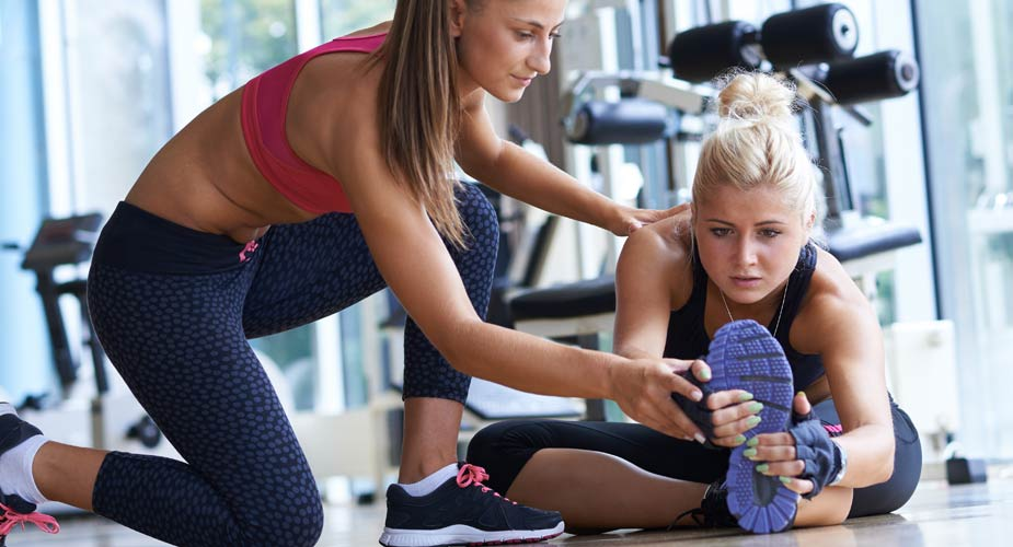 NYC Personal Trainers for Women by HomeBodies