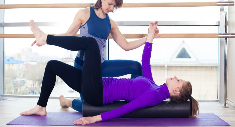 Pilates Personal Training NYC by HomeBodies