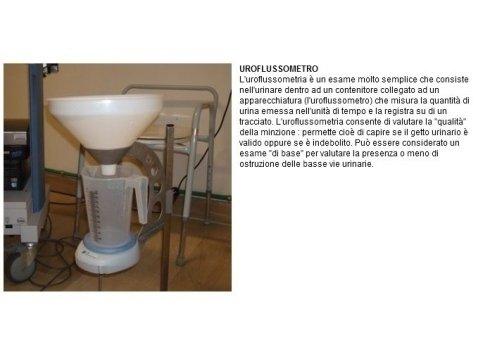 uroflussometro