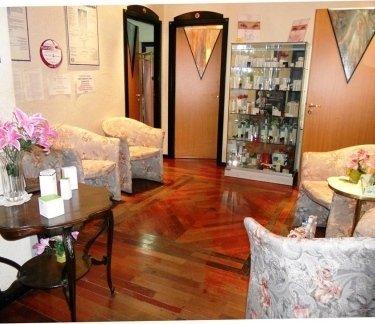 servizi centro benessere, salone di bellezza, trattamenti estetici, napoli