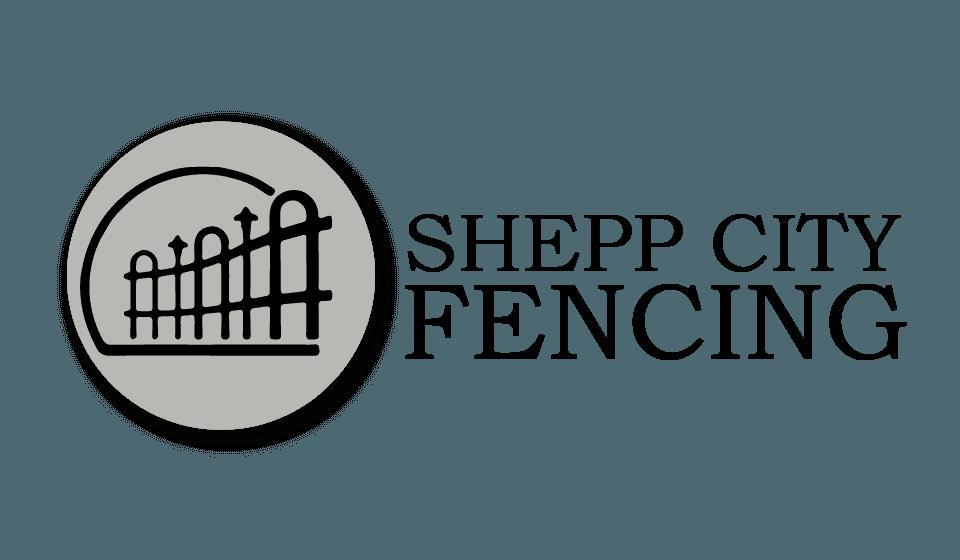 shepp city fencing logo