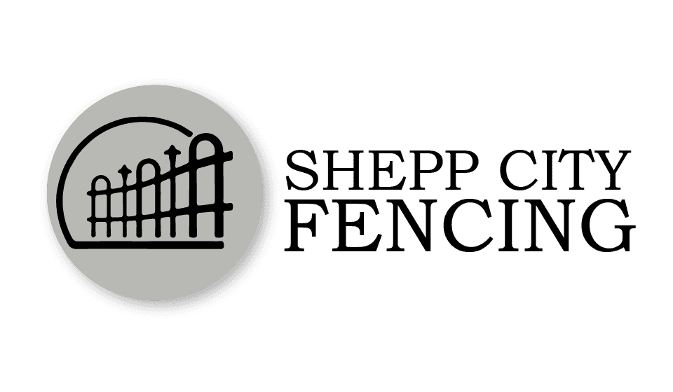 shepp city fencing logo