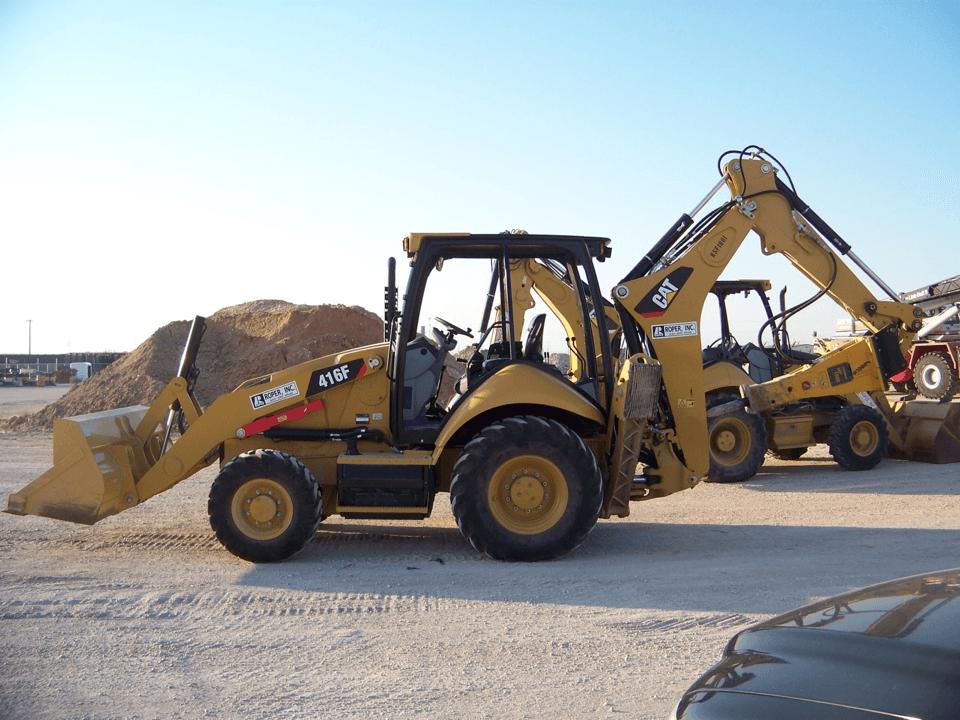 Excavating Equipment San Angelo TX
