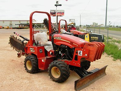 Construction Equipment Rental Carlsbad NM