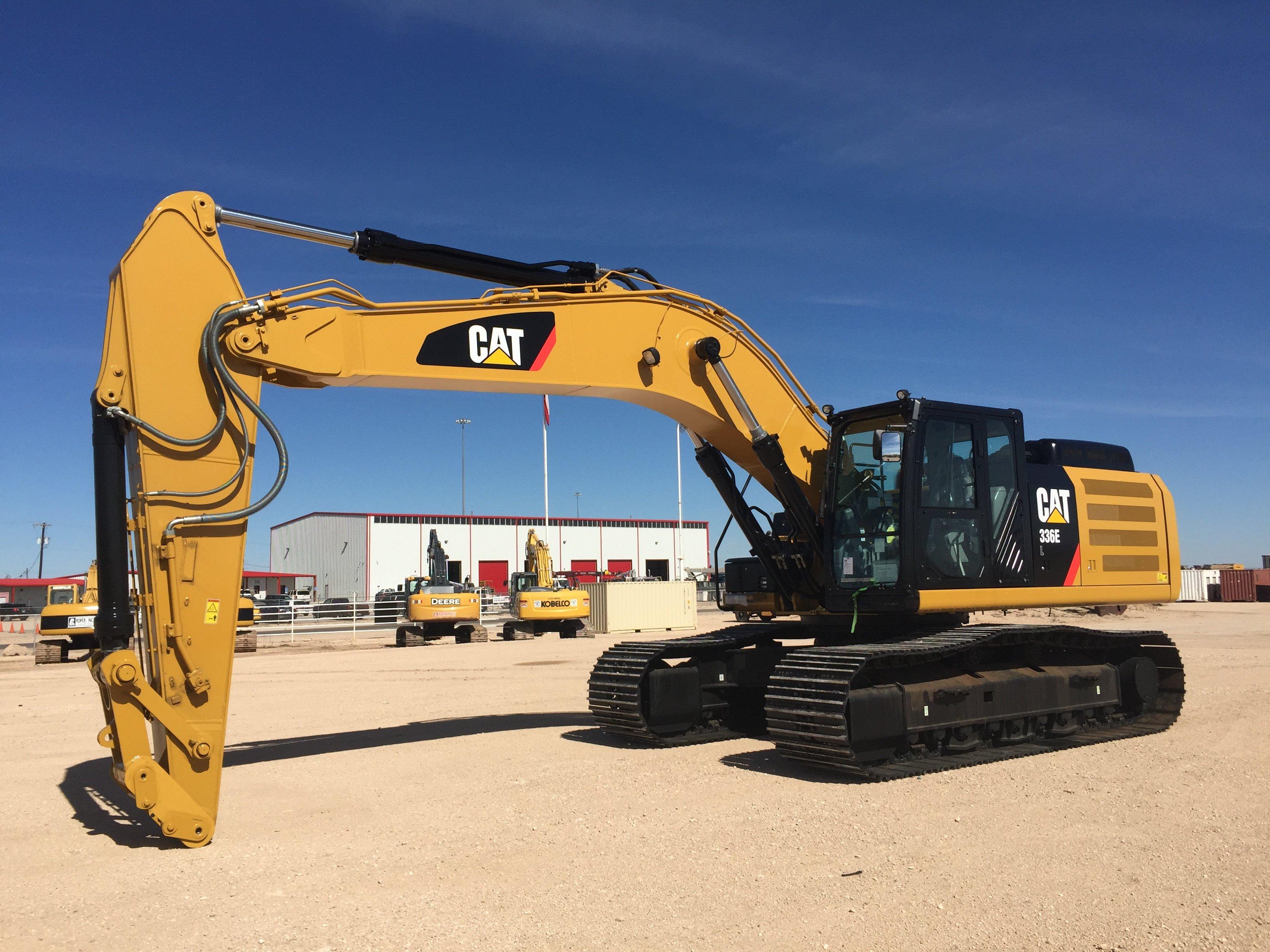 Excavating Equipment Odessa TX