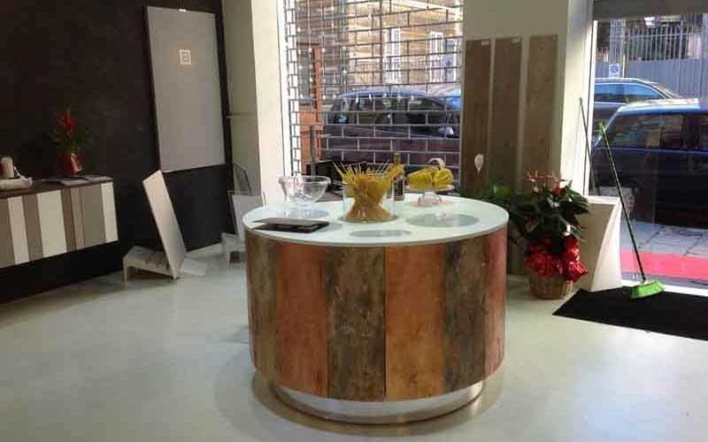 tavolo cucina in marmo