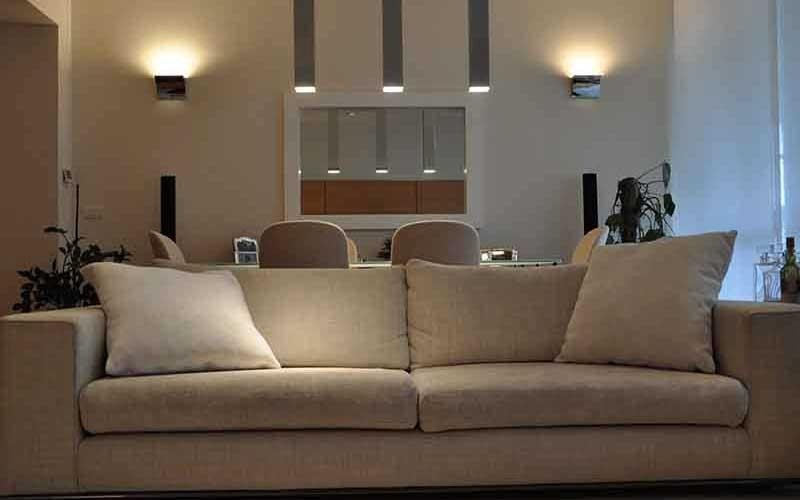 divano color panna