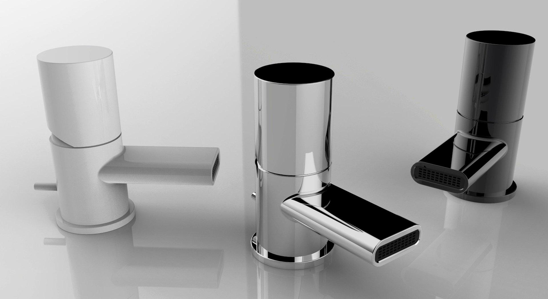 rubinetti in acciaio