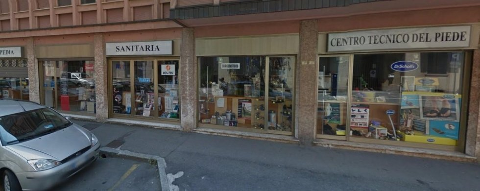 negozio di Novara