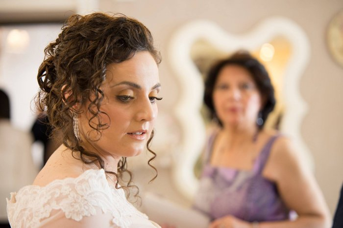 make up per un matrimonio