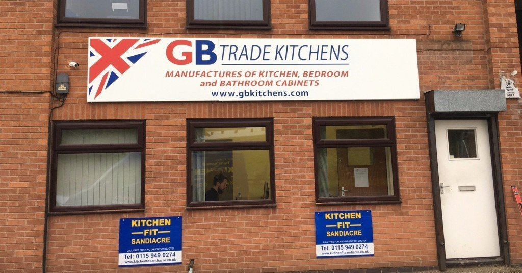 GB Trade Kitchen