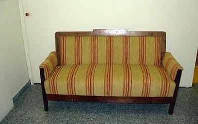 Rifacimento tappezzeria divani