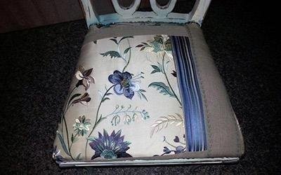 Rivestimento sedie
