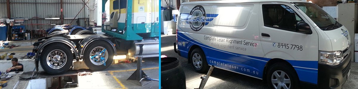 Truck, Trailers and Caravan Suspension Repairs Servicing Adelaide