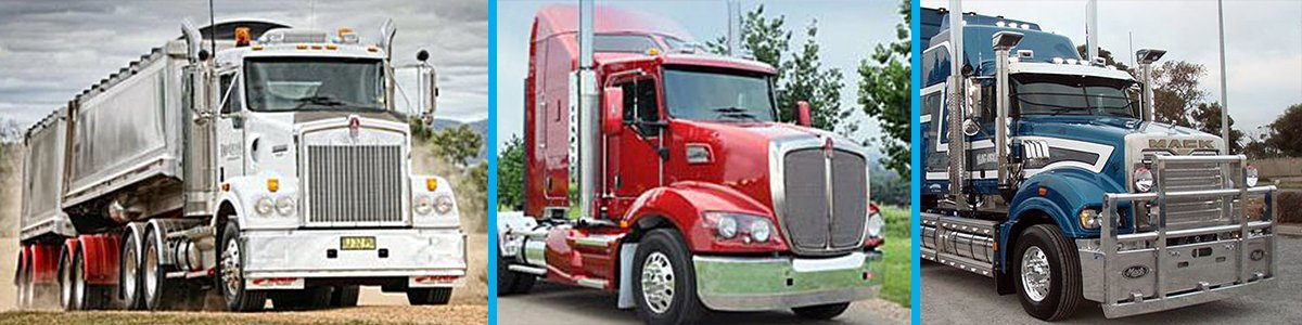 Haulage and truck alignment service