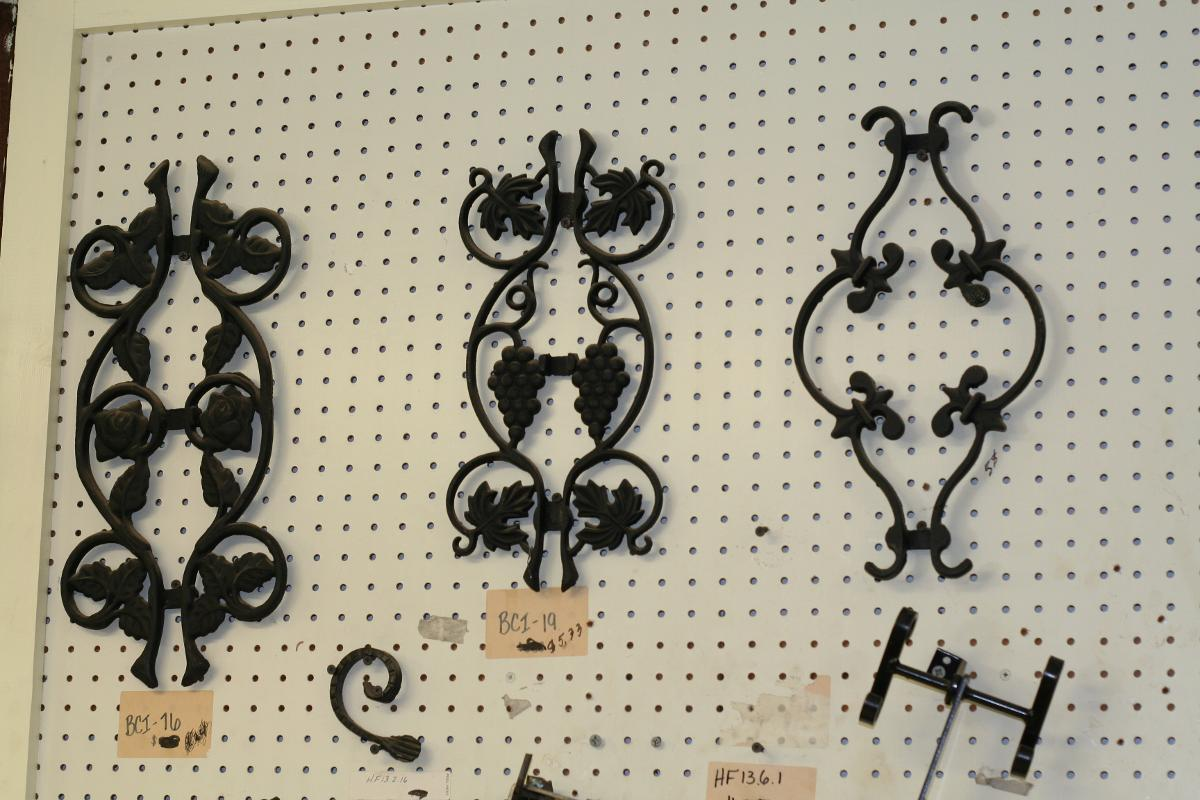 Ornamental Iron Components Houston, TX