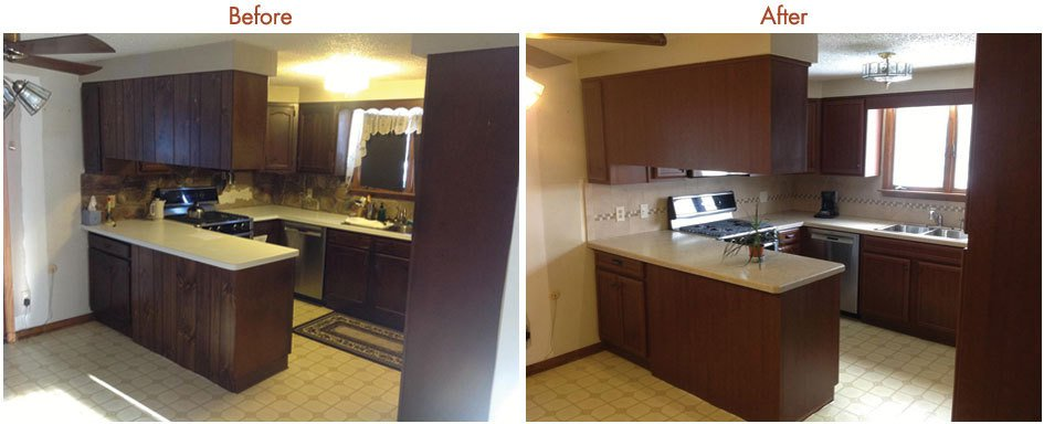 Cabinet Resurfacing Rochester, NY
