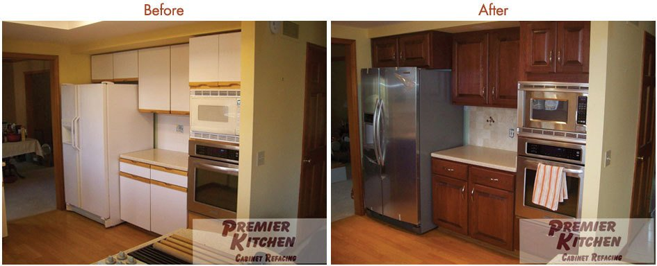Kitchen Cabinets Gallery | Premier Kitchen - Serving Buffalo ...