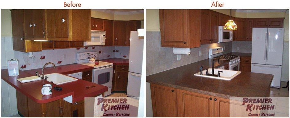 Kitchen Cabinets Gallery | Premier Kitchen - Serving ...